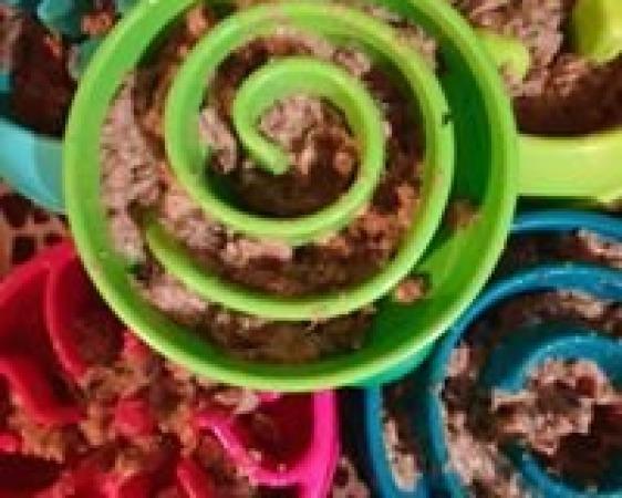 Puzzle bowls